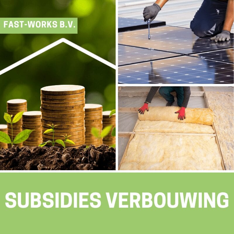 subsidie verbouwing