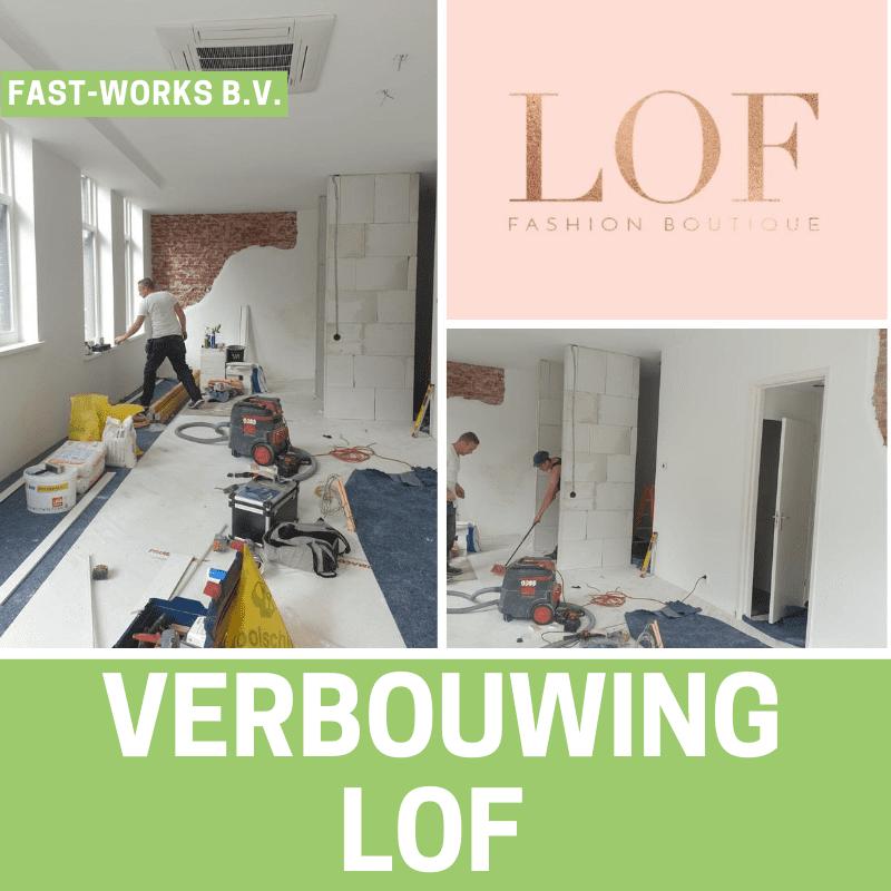 Verbouwing LOF